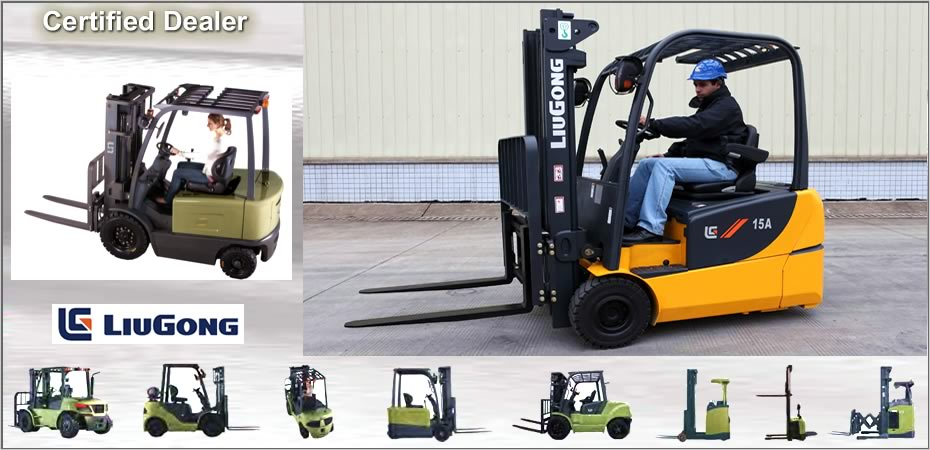 Orlando Florida forklift dealers, safety training and new forklift sales and service.